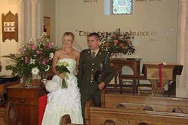 Weddings at Coolcarrigan Church